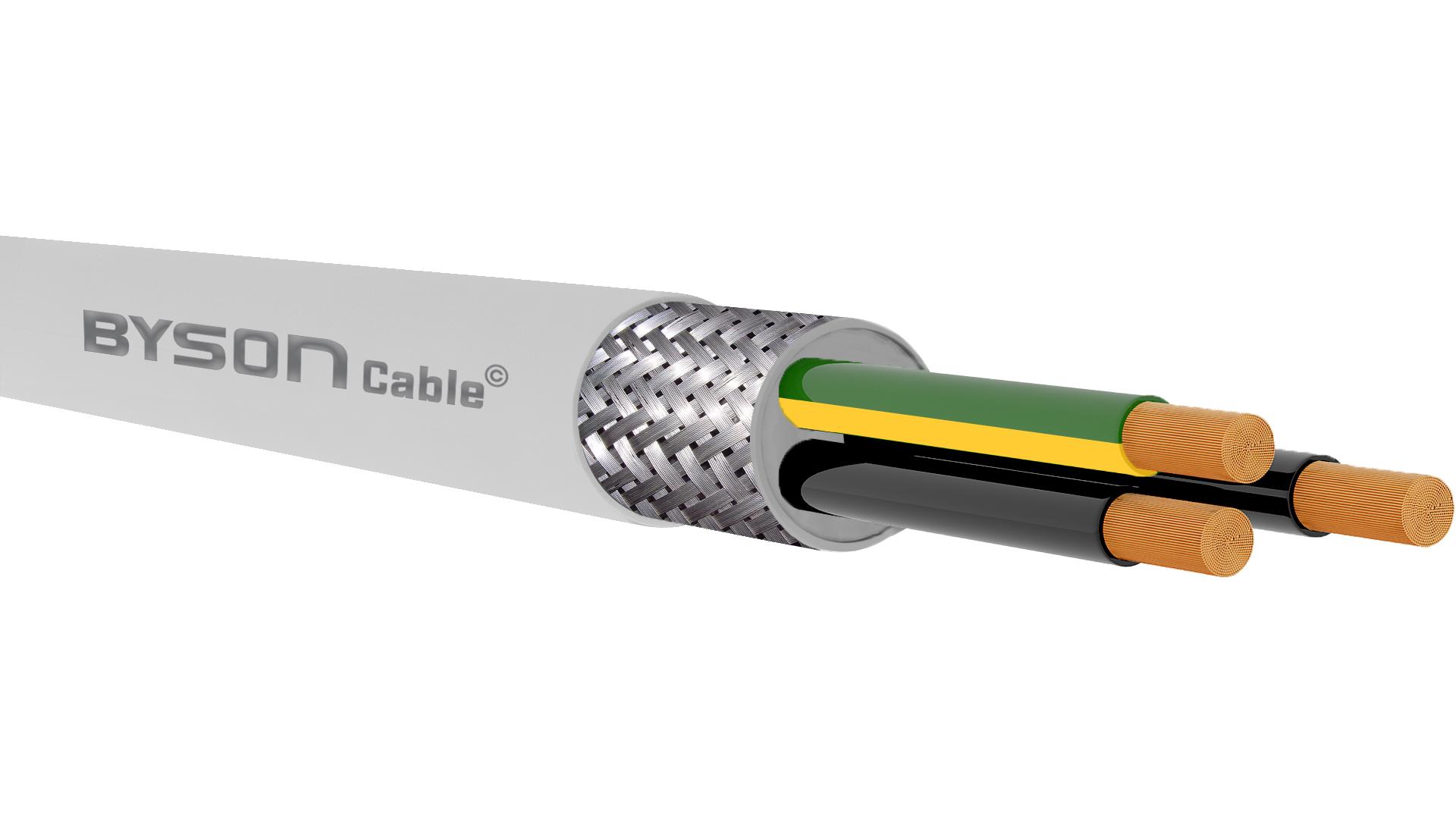 PUR - CY- ULTRA TOUGH Flexible Control Cable