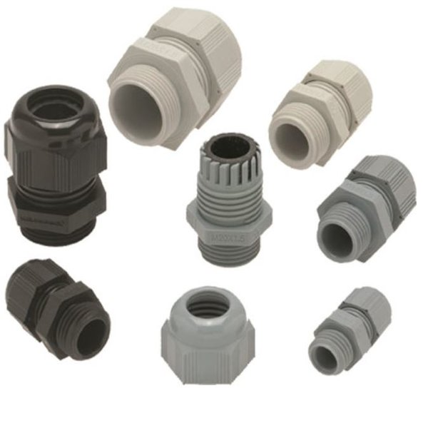 Plastic Cable Glands - Polyamide
